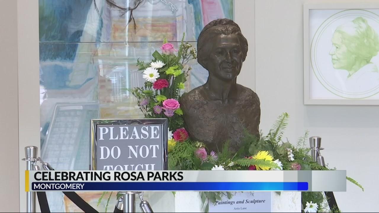 Celebrating Rosa Parks