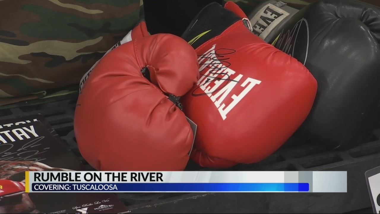 Rumble On The River