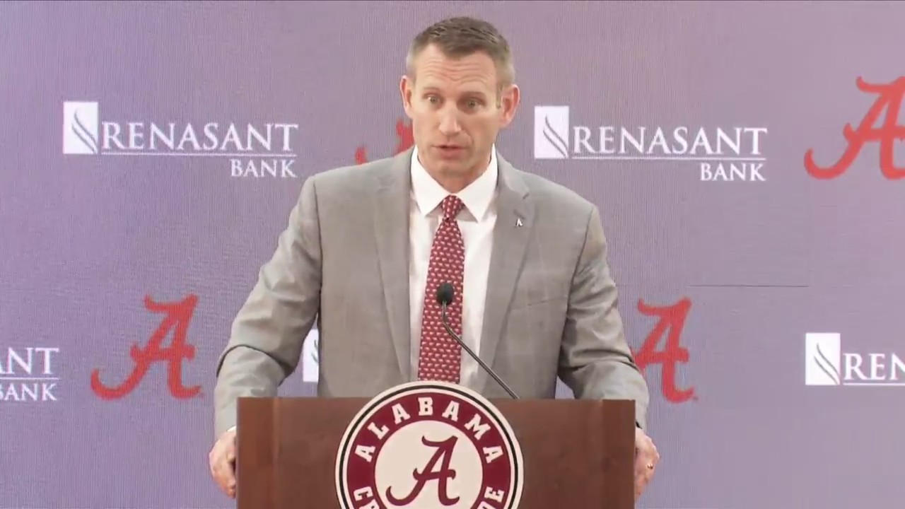 Introducing Nate Oats to   Alabama