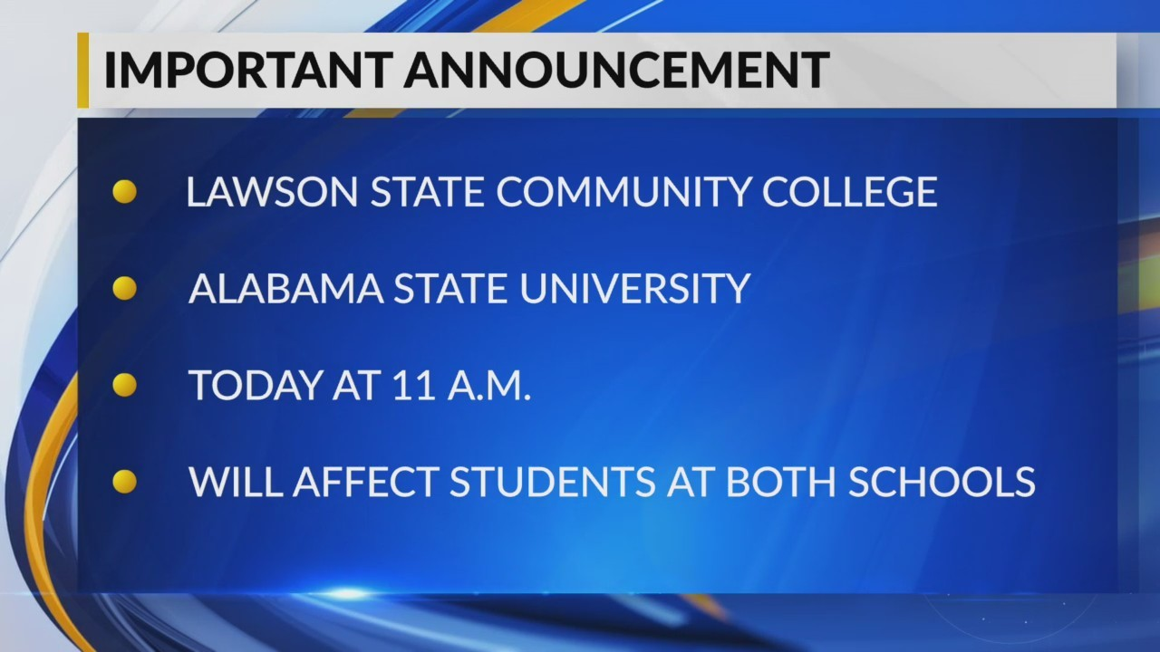 Big announcement from ASU and Lawson State