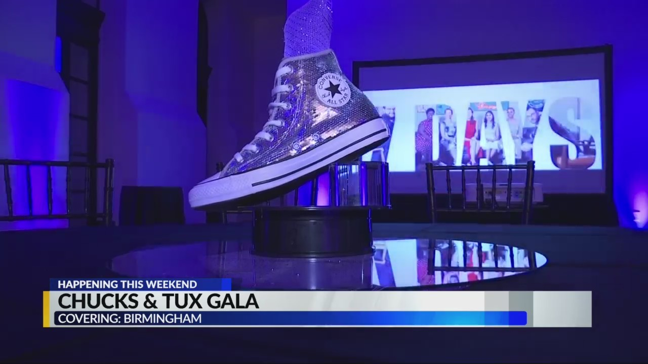 Chucks and Tux fundraising Gala
