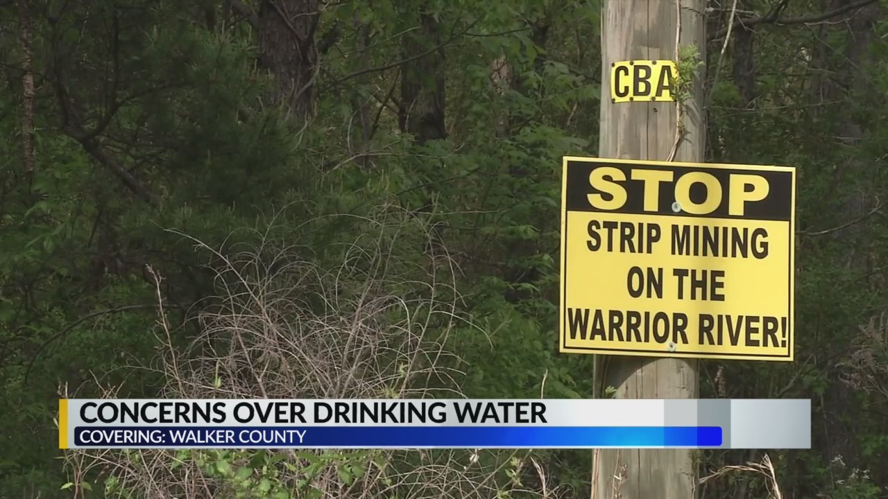 Concerns over drinking water