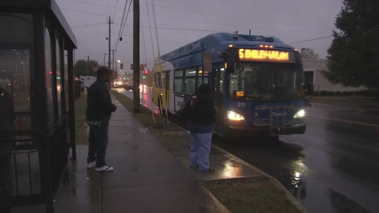 Max Transit celebrates Get On Board Day with free rides