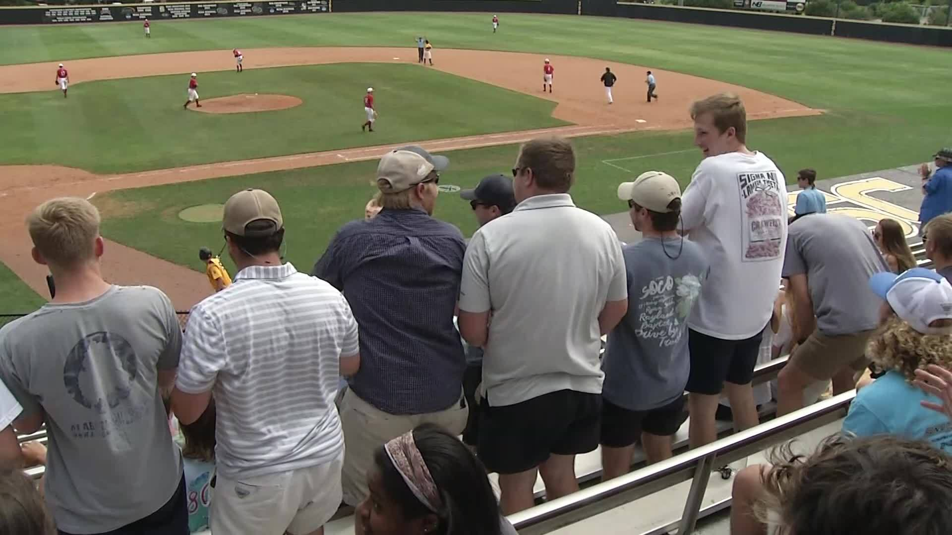 Birmingham Southern Panthers baseball team advances to Super Regional defeating LaGrange College
