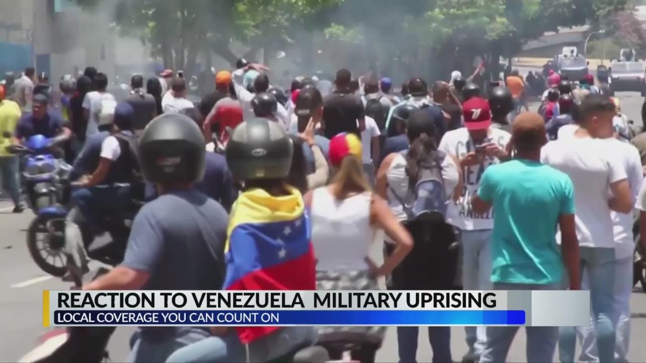 Birmingham nonprofit bringing awareness on Venezuela uprising