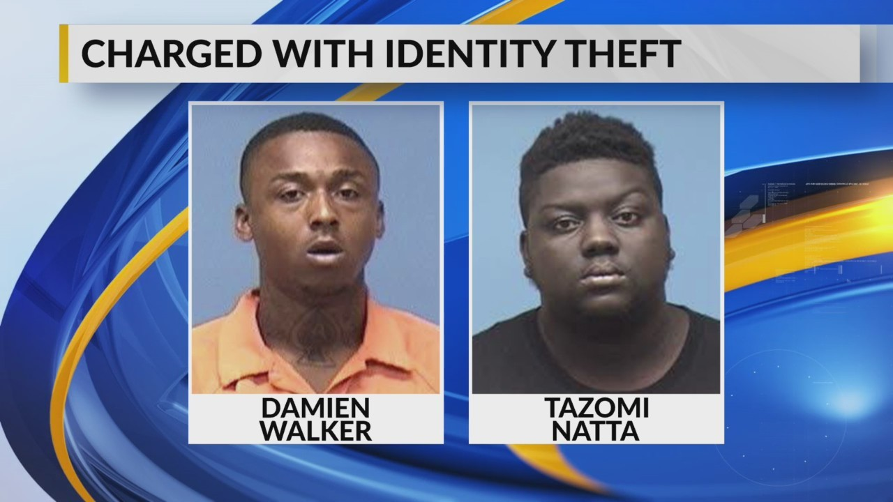 Two men charged in Vestavia Hills burglary, identity theft