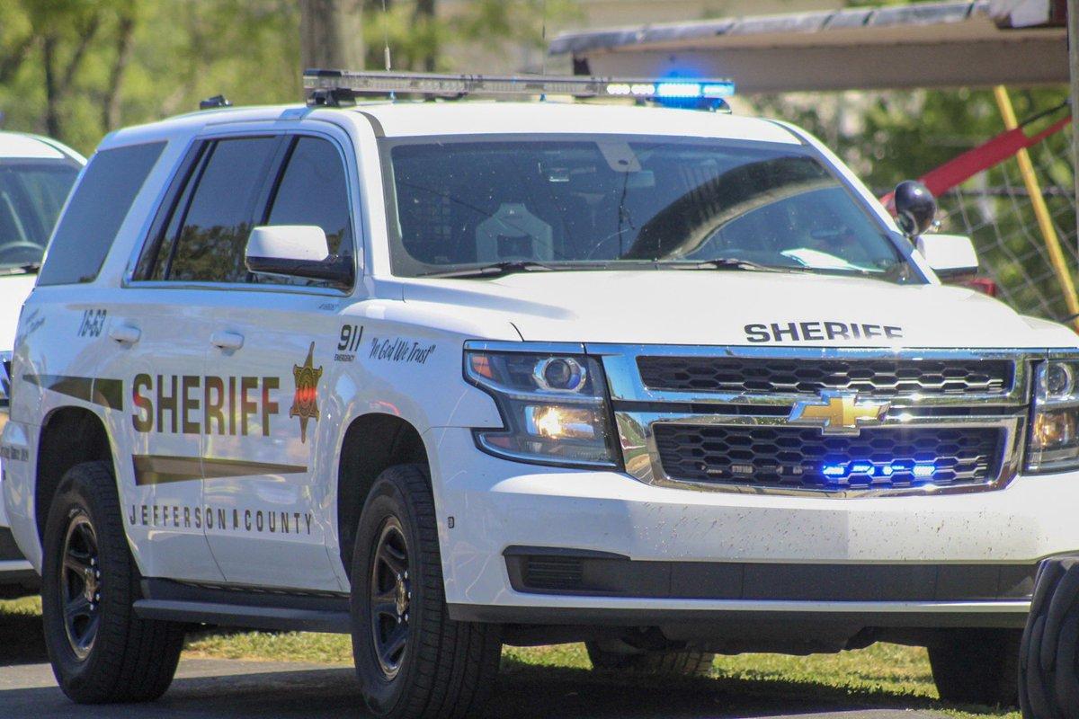 jefferson county sheriff car