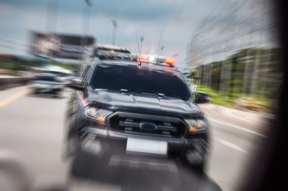 police chase_stock