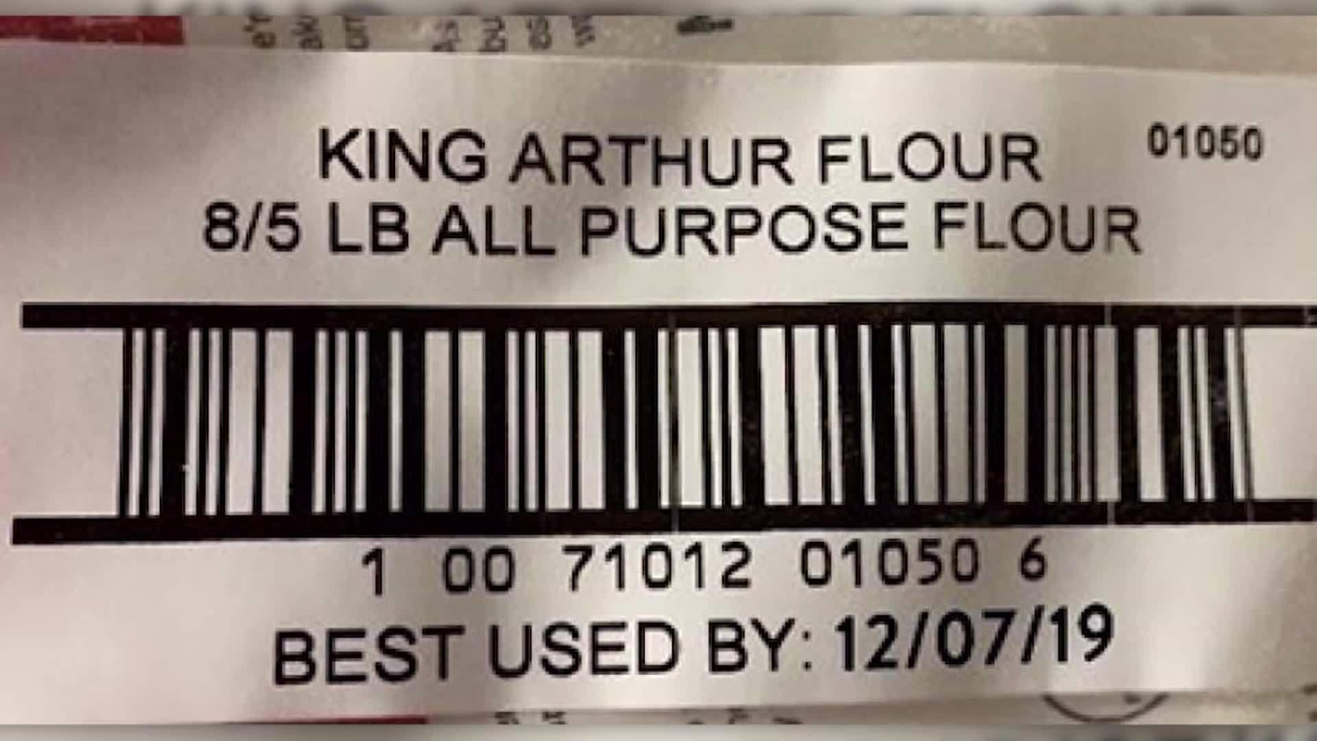 Over 14K cases of King Arthur flour recalled due to E. Coli contamination concerns