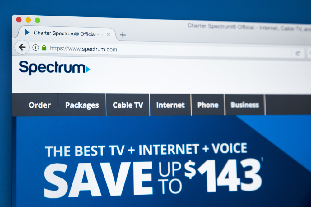 Spectrum internet down in parts of U S  including Central