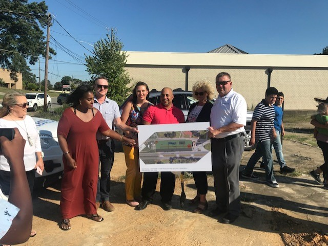 plans for entertainment district in graysville