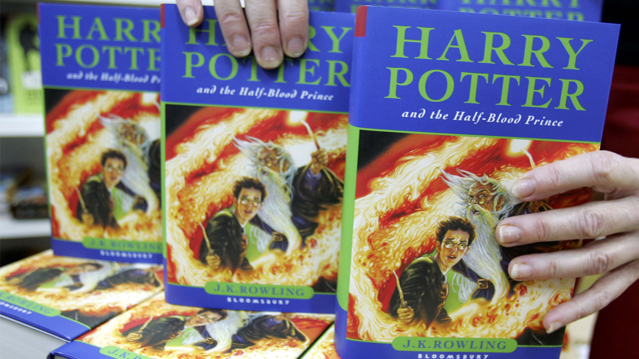 Catholic school removes 'Harry Potter' series because books