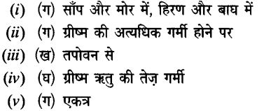 Chapter Wise Important Questions CBSE Class 10 Hindi B - दोहे 24