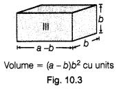 NCERT Class 9 Maths Lab Manual - Verify the Algebraic Identity a³-b³ = (a-b) (a²+ab+b²) 3
