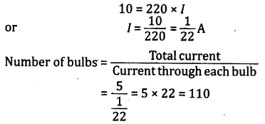 NCERT Solutions for Class 10 Science Chapter 12 Electricity 12