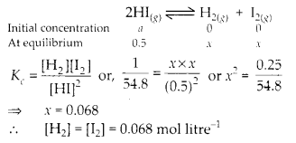 NCERT Solutions for Class 11 Chemistry Chapter 7 Equilibrium 15