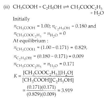 NCERT Solutions for Class 11 Chemistry Chapter 7 Equilibrium 20