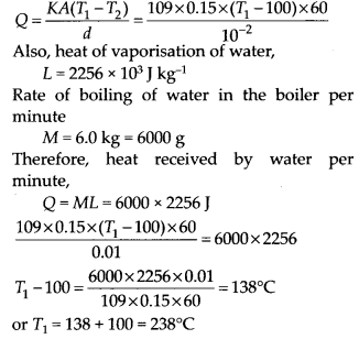 NCERT Solutions for Class 11 Physics Chapter 11 Thermal Properties of Matter 17