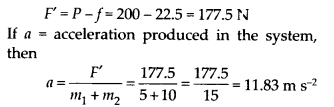 NCERT Solutions for Class 11 Physics Chapter 5 Laws of Motion 32