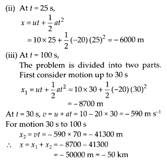 NCERT Solutions for Class 11 Physics Chapter 5 Laws of Motion 4