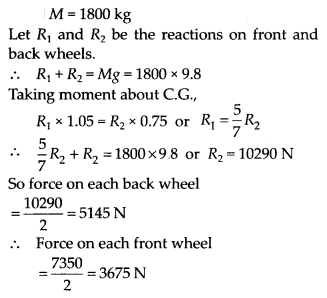 NCERT Solutions for Class 11 Physics Chapter 7 System of Particles and Rotational Motion 10