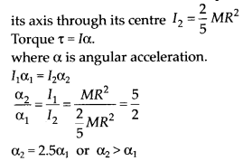 NCERT Solutions for Class 11 Physics Chapter 7 System of Particles and Rotational Motion 11