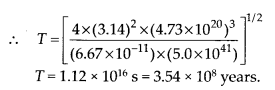 NCERT Solutions for Class 11 Physics Chapter 8 Gravitation 5