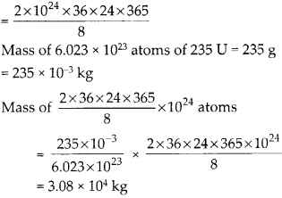 NCERT Solutions for Class 12 Physics Chapter 13 Nucle 48