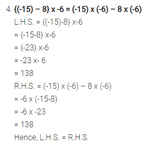 Selina Concise Mathematics Class 7 ICSE Solutions Chapter 1 Integers Ex 1A 5