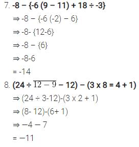 Selina Concise Mathematics Class 7 ICSE Solutions Chapter 1 Integers Ex 1D 48