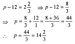 Selina Concise Mathematics Class 7 ICSE Solutions Chapter 12 Simple Linear Equations Ex 12A 23