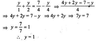 Selina Concise Mathematics Class 7 ICSE Solutions Chapter 12 Simple Linear Equations Ex 12C 59