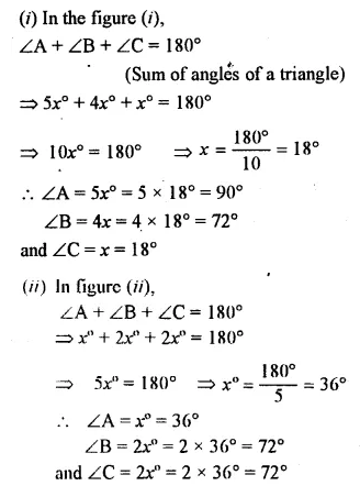 Selina Concise Mathematics Class 7 ICSE Solutions Chapter 15 Triangles Ex 15A 6