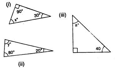 Selina Concise Mathematics Class 7 ICSE Solutions Chapter 15 Triangles Ex 15A Q5