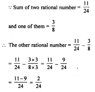 Selina Concise Mathematics Class 7 ICSE Solutions Chapter 2 Rational Numbers Ex 2C 65