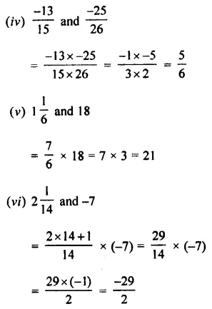 Selina Concise Mathematics Class 7 ICSE Solutions Chapter 2 Rational Numbers Ex 2D 78