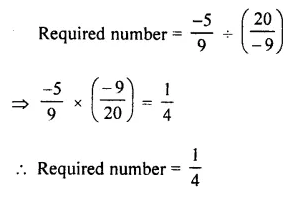Selina Concise Mathematics Class 7 ICSE Solutions Chapter 2 Rational Numbers Ex 2E 118