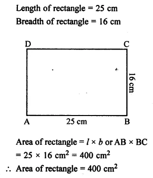 Selina Concise Mathematics Class 7 ICSE Solutions Chapter 20 Mensuration Ex 20B 27