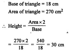 Selina Concise Mathematics Class 7 ICSE Solutions Chapter 20 Mensuration Ex 20B 44