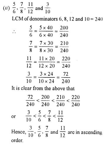 Selina Concise Mathematics Class 7 ICSE Solutions Chapter 3 Fractions (Including Problems) Ex 3B 15
