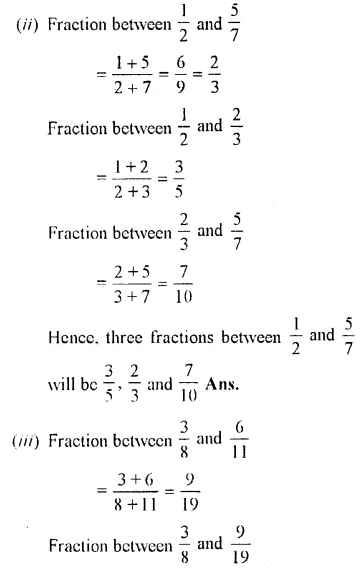 Selina Concise Mathematics Class 7 ICSE Solutions Chapter 3 Fractions (Including Problems) Ex 3B 25