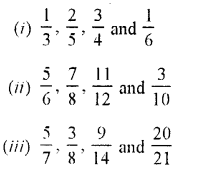 Selina Concise Mathematics Class 7 ICSE Solutions Chapter 3 Fractions (Including Problems) Ex 3B Q4