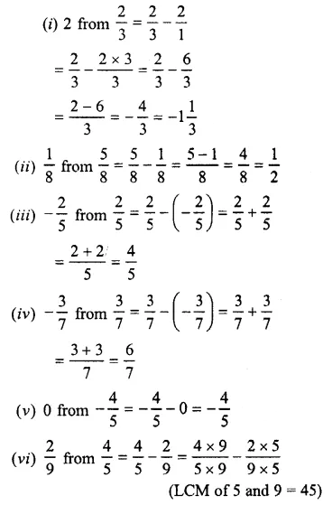 Selina Concise Mathematics Class 7 ICSE Solutions Chapter 3 Fractions (Including Problems) Ex 3C 37