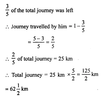 Selina Concise Mathematics Class 7 ICSE Solutions Chapter 3 Fractions (Including Problems) Ex 3E 90