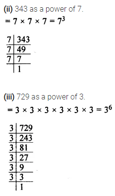 Selina Concise Mathematics Class 7 ICSE Solutions Chapter 5 Exponents (Including Laws of Exponents) Ex 5A 13