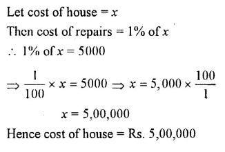 Selina Concise Mathematics Class 7 ICSE Solutions Chapter 7 Percent and Percentage Ex 8B 23
