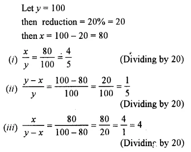 Selina Concise Mathematics Class 7 ICSE Solutions Chapter 7 Percent and Percentage Ex 8C 38