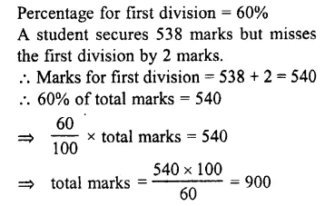 Selina Concise Mathematics Class 7 ICSE Solutions Chapter 7 Percent and Percentage Ex 8C 43