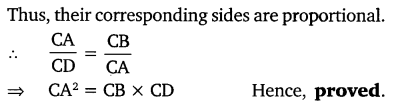 NCERT Solutions for Class 10 Maths Chapter 6 Triangles 50