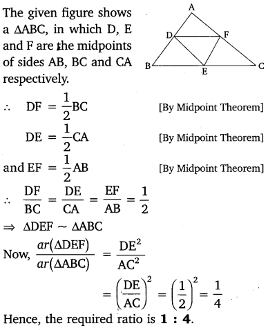 NCERT Solutions for Class 10 Maths Chapter 6 Triangles 60
